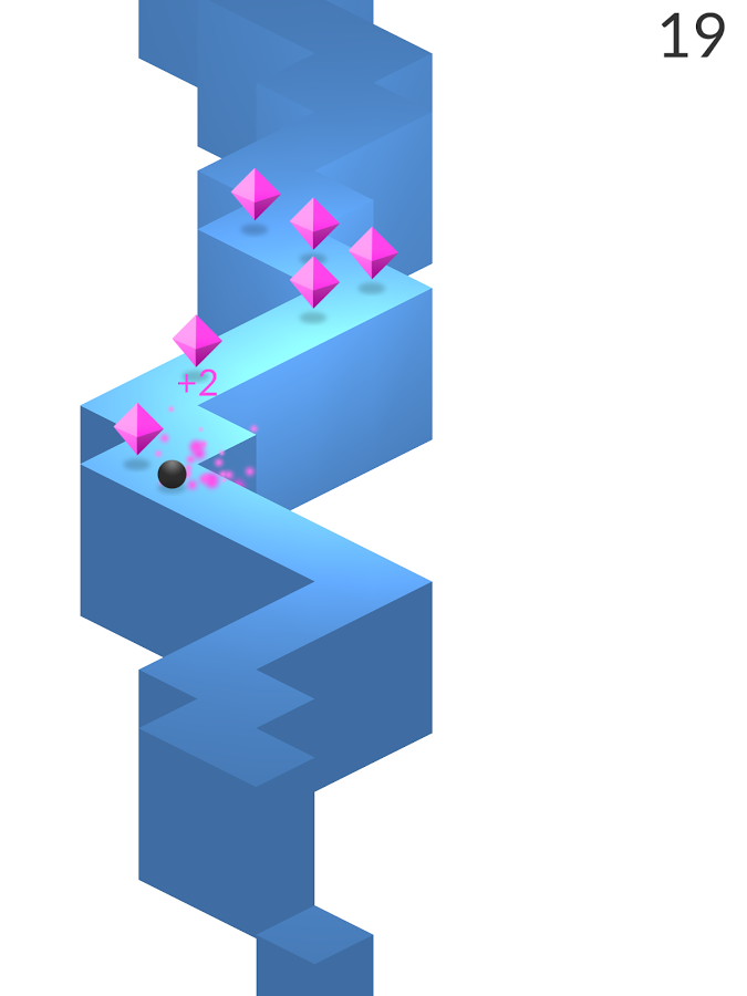 ZigZag screenshot