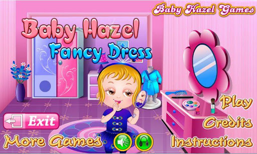 Baby Hazel Fancy Dress screenshot