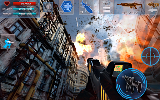Enemy Strike screenshot