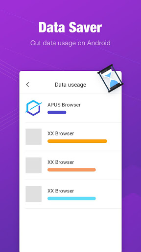 APUS Browser - Fast download & Private & Secure screenshot