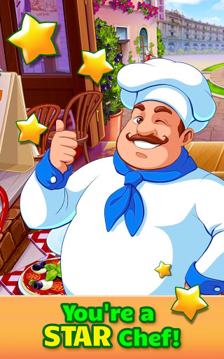 Cooking Craze: Crazy, Fast Restaurant Kitchen Game screenshot