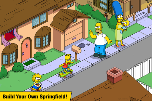 The Simpsons™:  Tapped Out screenshot