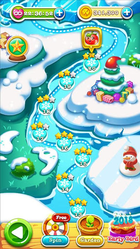 Garden Mania 2 - Happy New Year screenshot
