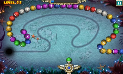 Marble Legend 2 screenshot