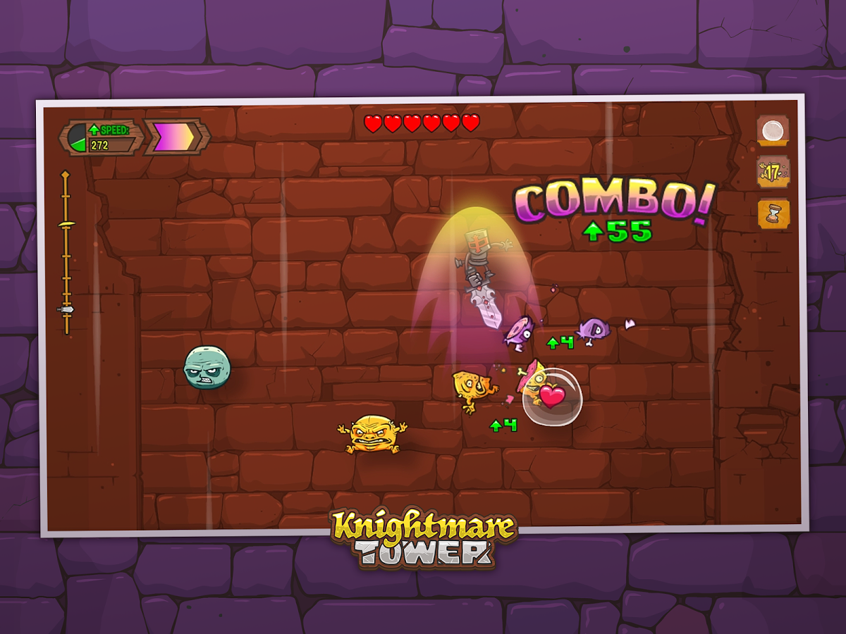Knightmare Tower screenshot