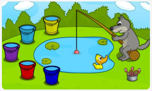 Super touch games for kids free screenshot