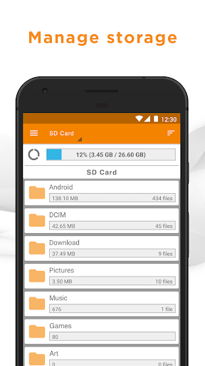File Manager by Astro (File Browser) screenshot