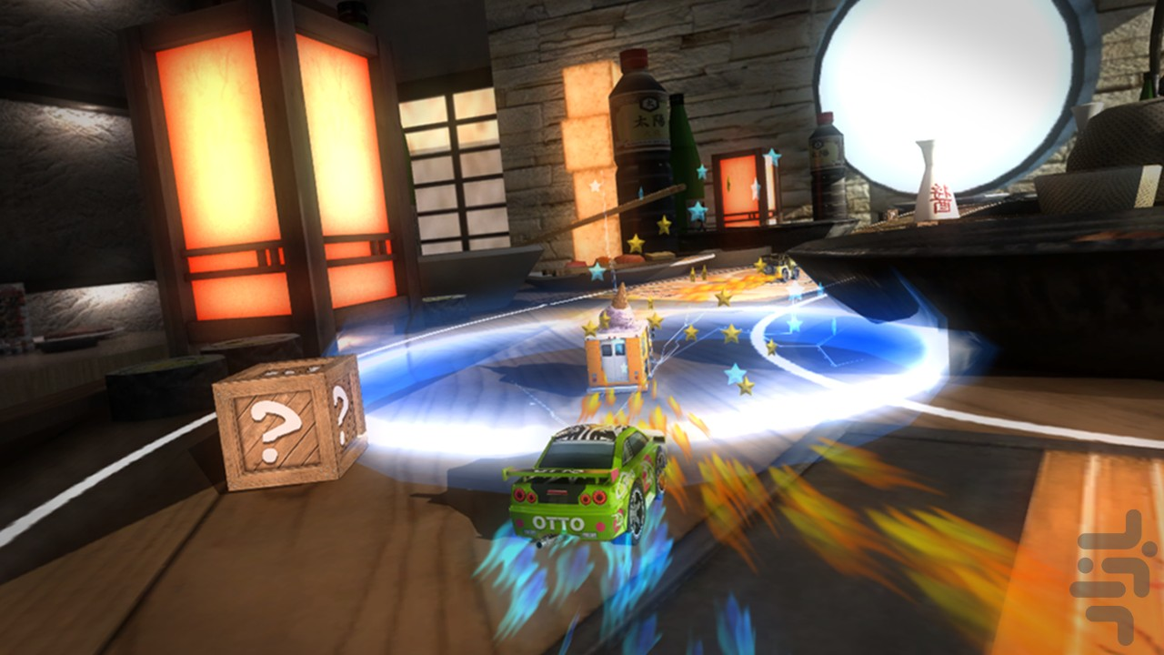 Table Top Racing screenshot