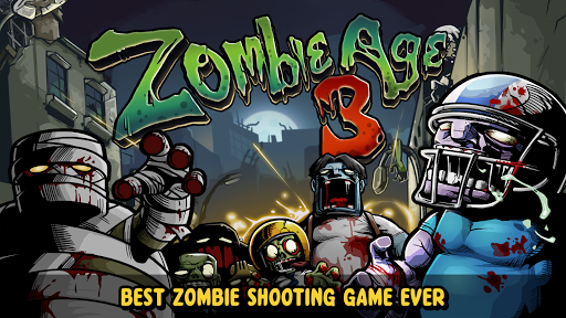 Zombie Age 3: Survival Rules screenshot