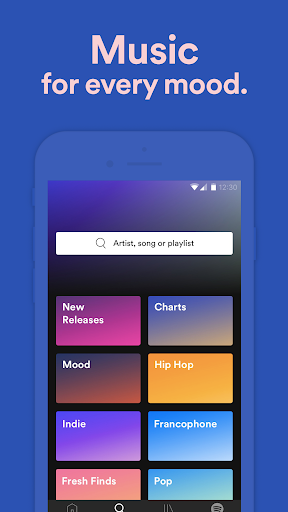 Spotify - Music and Podcasts screenshot