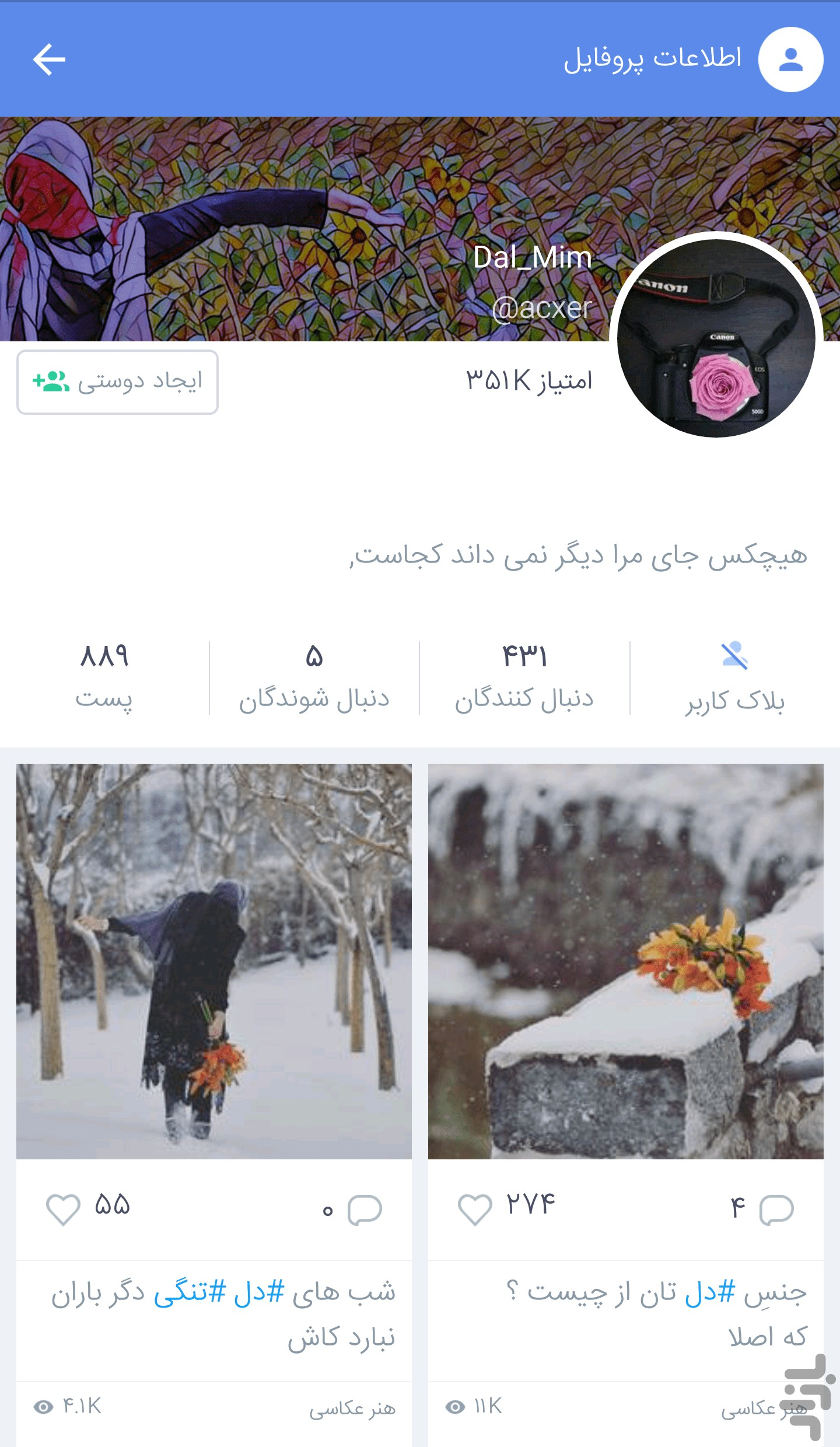 ویسگون screenshot